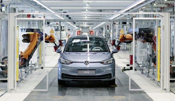 2020 Volkswagen Lineup