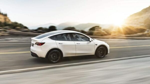 Tesla in 2020