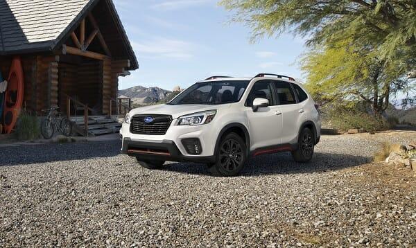 2020 Subaru Forrester