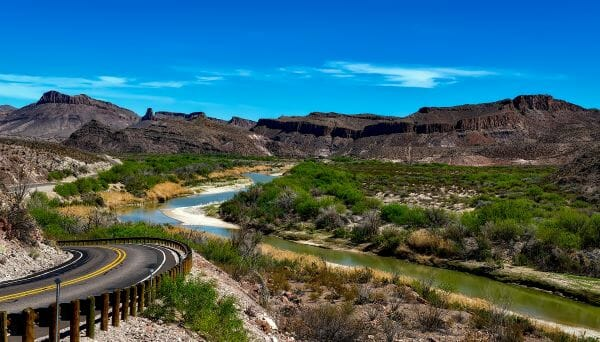 Scenic Road Trips In Texas