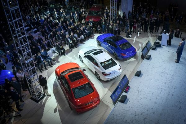 2020 Detroit Auto Show Canceled