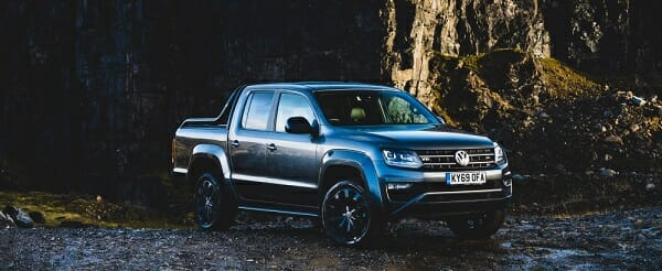 2022 Volkswagen Amarok - current model