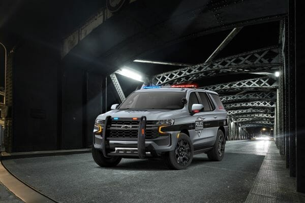 2021 Chevy Tahoe PPV