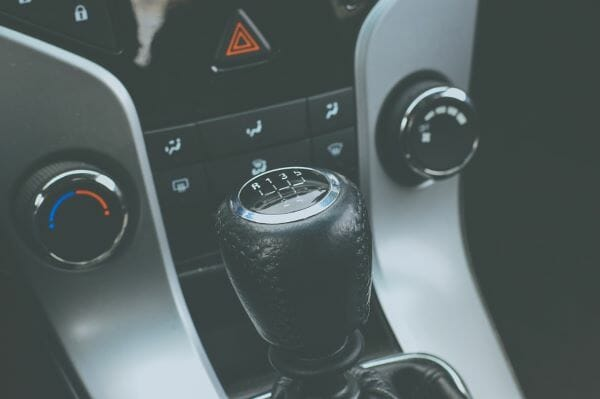 stick shift for manual transmission