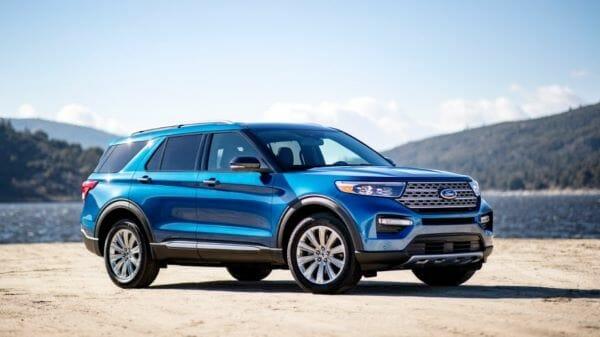 2020 Explorer - Ford