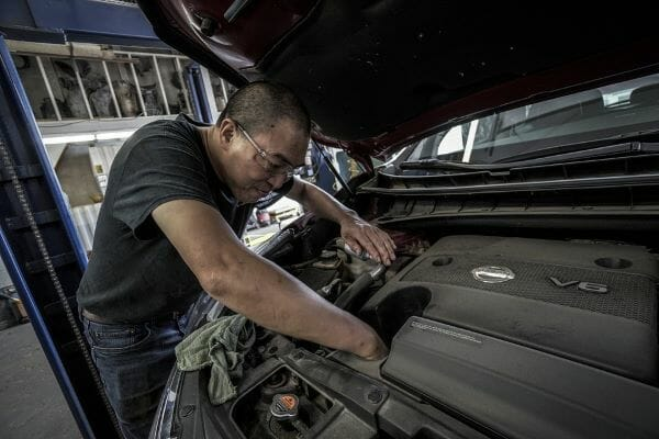 DIY Car Maintenance Tasks