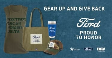 Ford Proud to Honor Gear