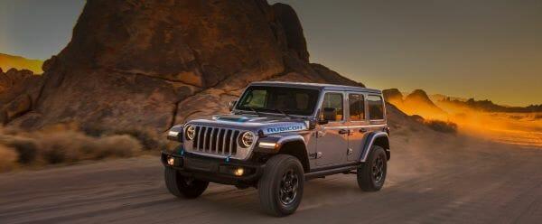 2021 Jeep Wrangler hybrid