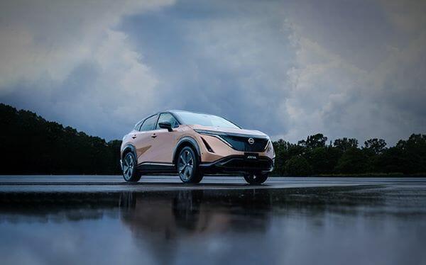2021 Nissan Ariya - new cars