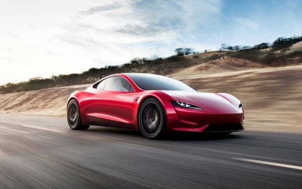 2021 Tesla Roadster - new 2021 electric cars
