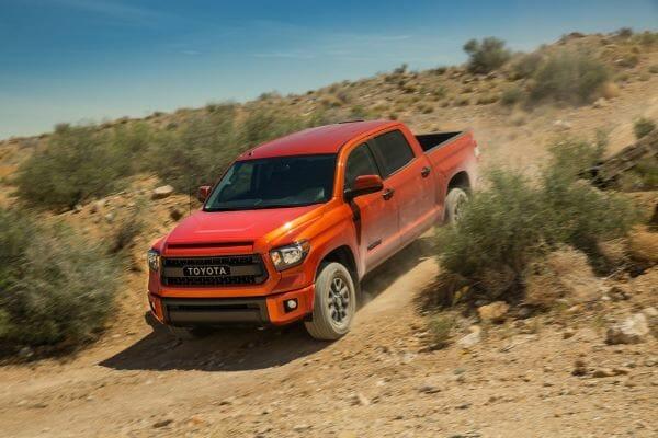 best used Toyota Tundra