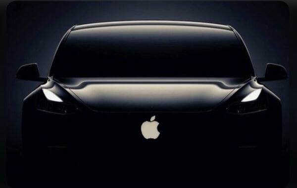 Future Cars from Apple