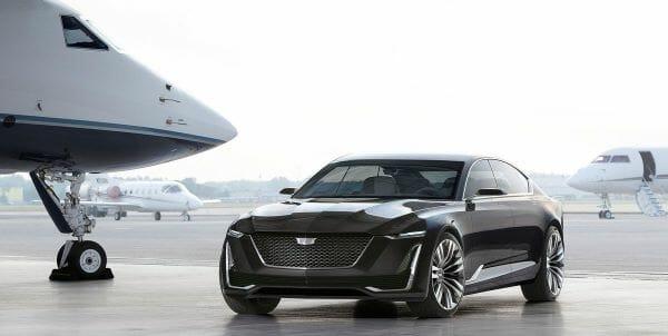 Future Cars - Cadillac Celestiq