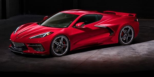 Future Electric Chevrolet Corvette