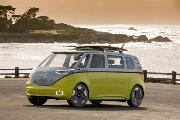 Future VW Cars