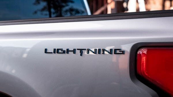 Ford Lighting electric F-150