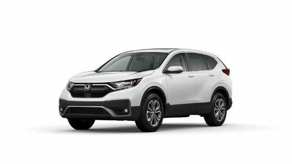2021 Honda CR-V - best SUV for the money