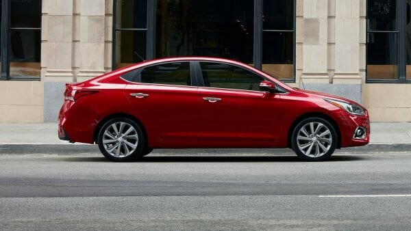2021 Hyundai Accent - Best Cars for the Money in 2021