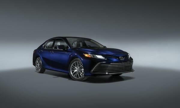 2021 Toyota Camry - best sedan for the money