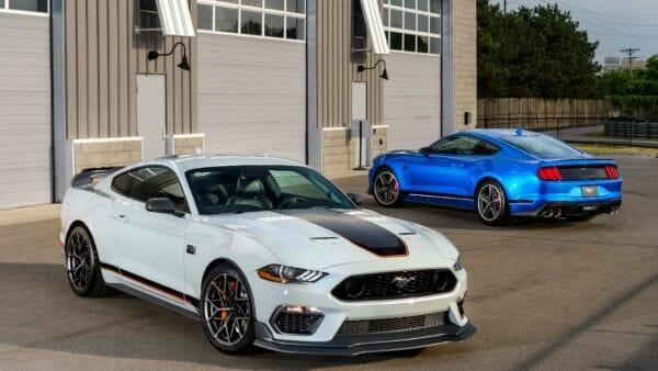 best-selling American muscle car