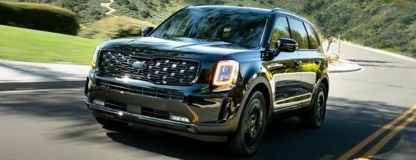 Kia Telluride - best 2021 3-row SUVs