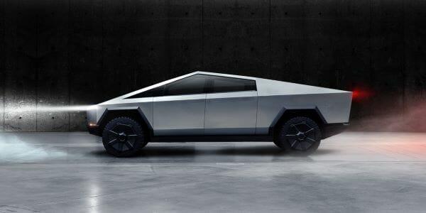 Delayed Tesla Cybertruck - 2022